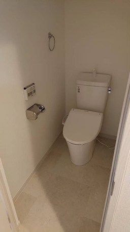 所沢ハイコーポマンションのトイレ